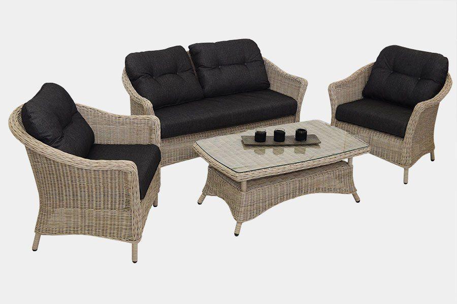 corleone lounge bega gartenm bel center worb. Black Bedroom Furniture Sets. Home Design Ideas
