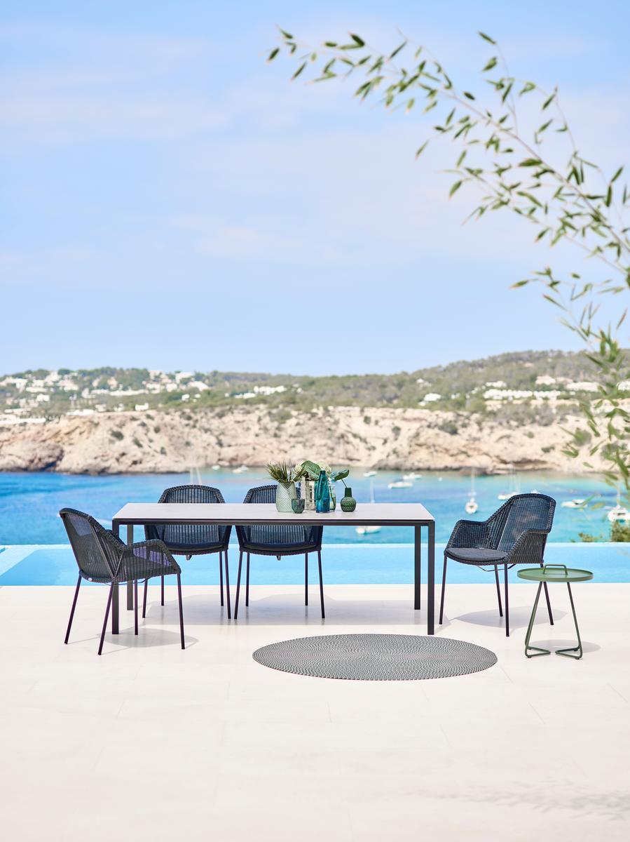 cane line breeze gartenstuhl bega gartenm bel center worb. Black Bedroom Furniture Sets. Home Design Ideas